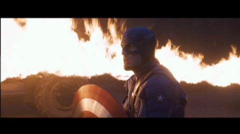 Captain America The First Avenger (2011) - Clip Shield Fight