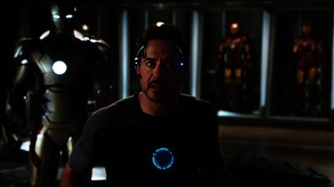 Iron Man 3 (2013) - Theatrical Trailer for Iron Man 3