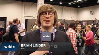 Star Wars Celebration Fan Reaction - Brian Linder