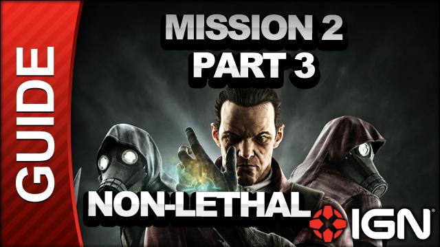 Dishonored - Knife of Dunwall DLC - Low Chaos Walkthrough - Mission 2 Eminent Domain pt 3-0