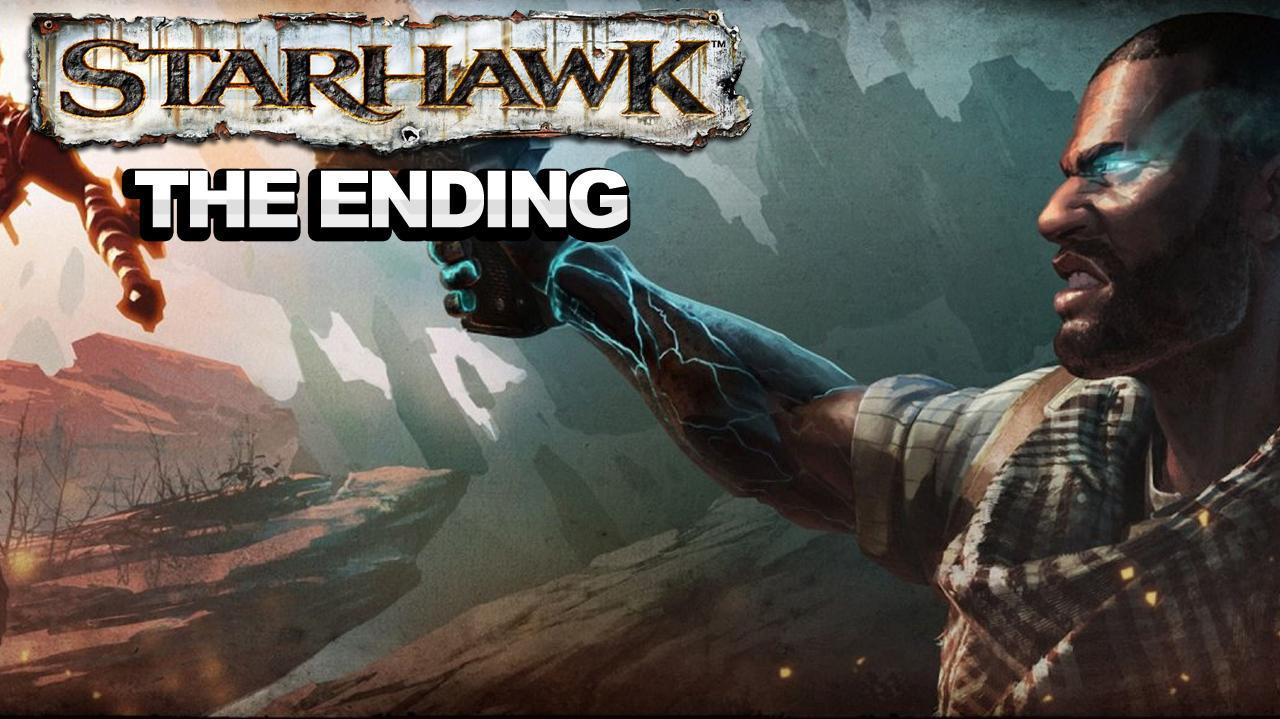 Starhawk - The Ending