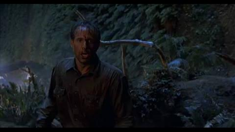 The Lost World Jurassic Park - Dieter dies