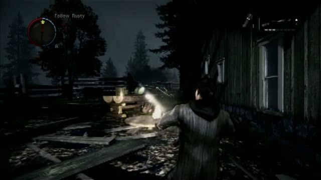 Alan Wake Video Preview