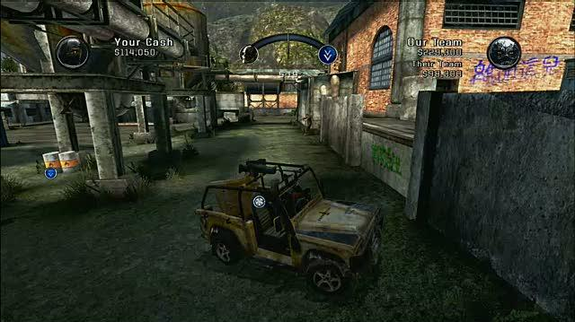 Army of Two Xbox 360 Gameplay - Jeep (HD)