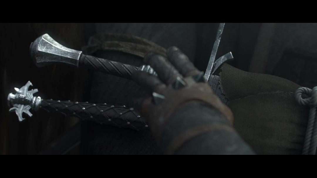 The Witcher 3 Wild Hunt Killing Monsters Cinematic Trailer