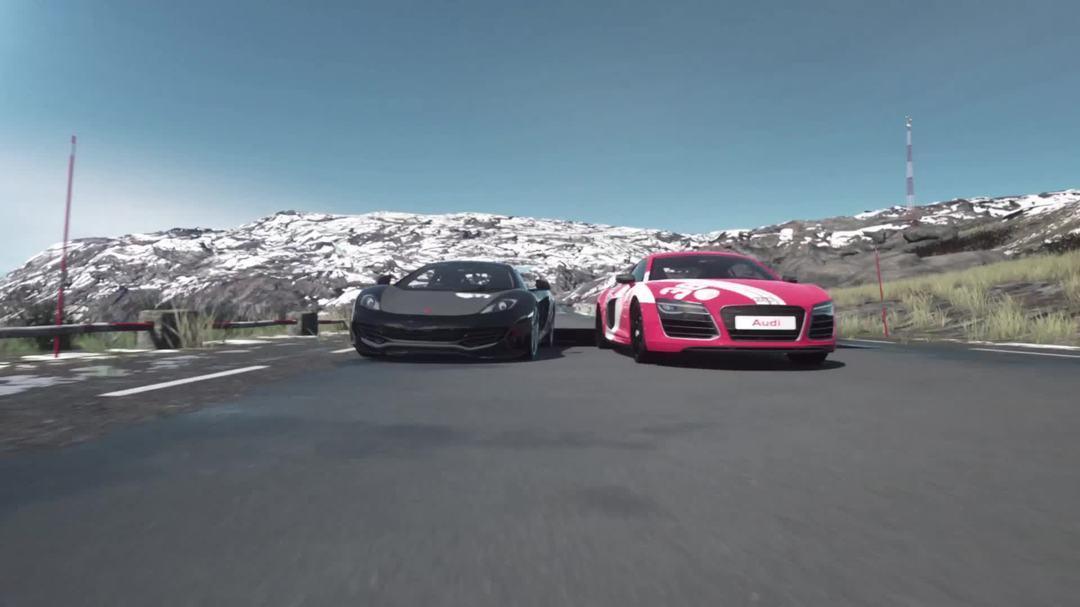 Driveclub - E3 Trailer