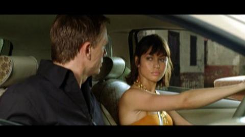Quantum of Solace (2008) - Clip What were you expecting?