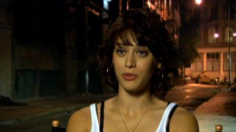 """Cloverfield (2008) - Interview Lizzy Caplan """"On her character Marlena"""""""