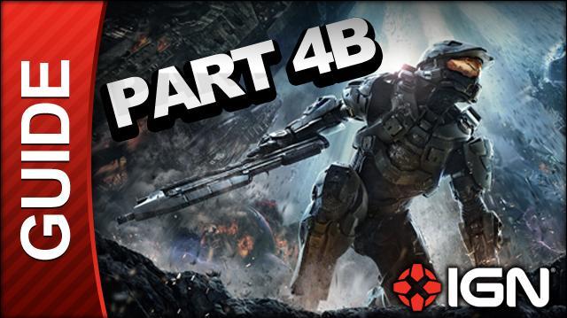 Halo 4 - Legendary Walkthrough - Infinity - 4B