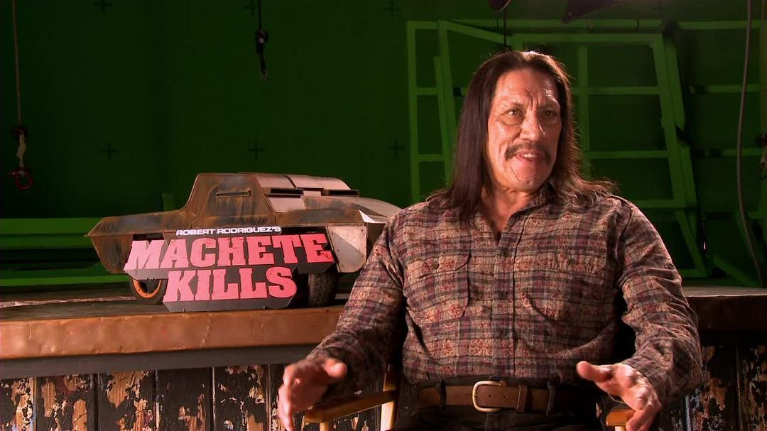 Machete Kills - Danny Trejo Soundbites