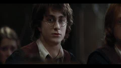 Harry Potter and the Goblet of Fire - The unforgivable curses