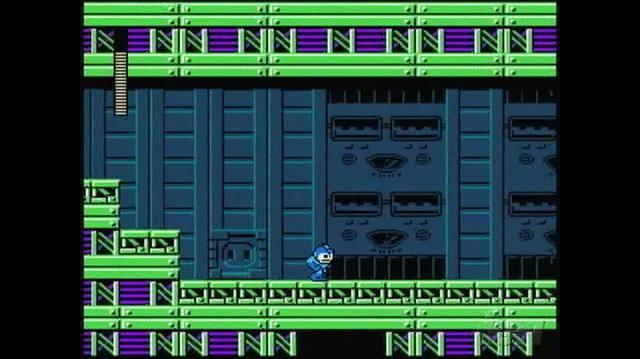 Mega Man 9 Nintendo Wii Gameplay - Boss Battle