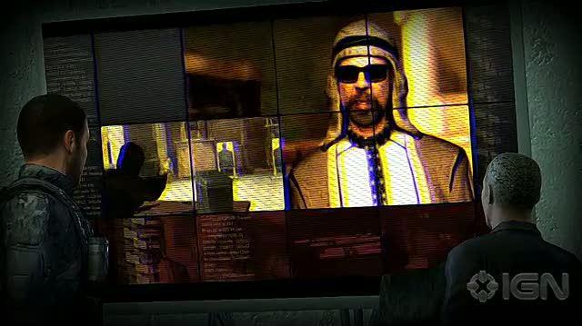 Alpha Protocol Xbox 360 Trailer - A Man Alone Trailer