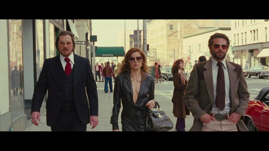 American Hustle - Deutscher Trailer