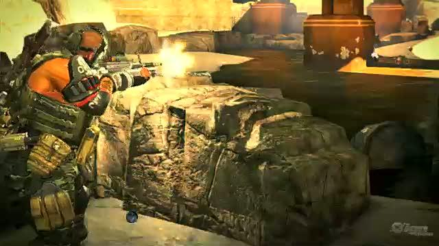 Army of Two The 40th Day Xbox 360 Trailer - Weapon Customization Trailer