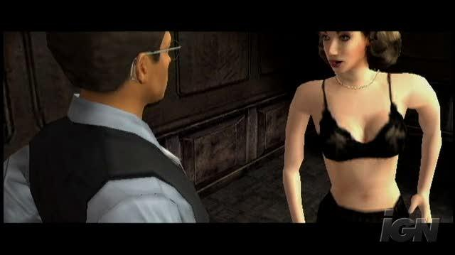 The Godfather Blackhand Edition Nintendo Wii Trailer - Dealing with the Cops