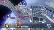 Mario Kart 8 - The Fastest Path Rainbow Road