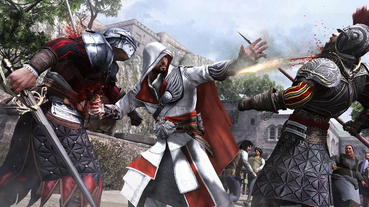 Assassin's Creed Brotherhood Video Review