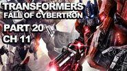 Transformers FoC Walkthrough - Starscream's Betrayal Ch