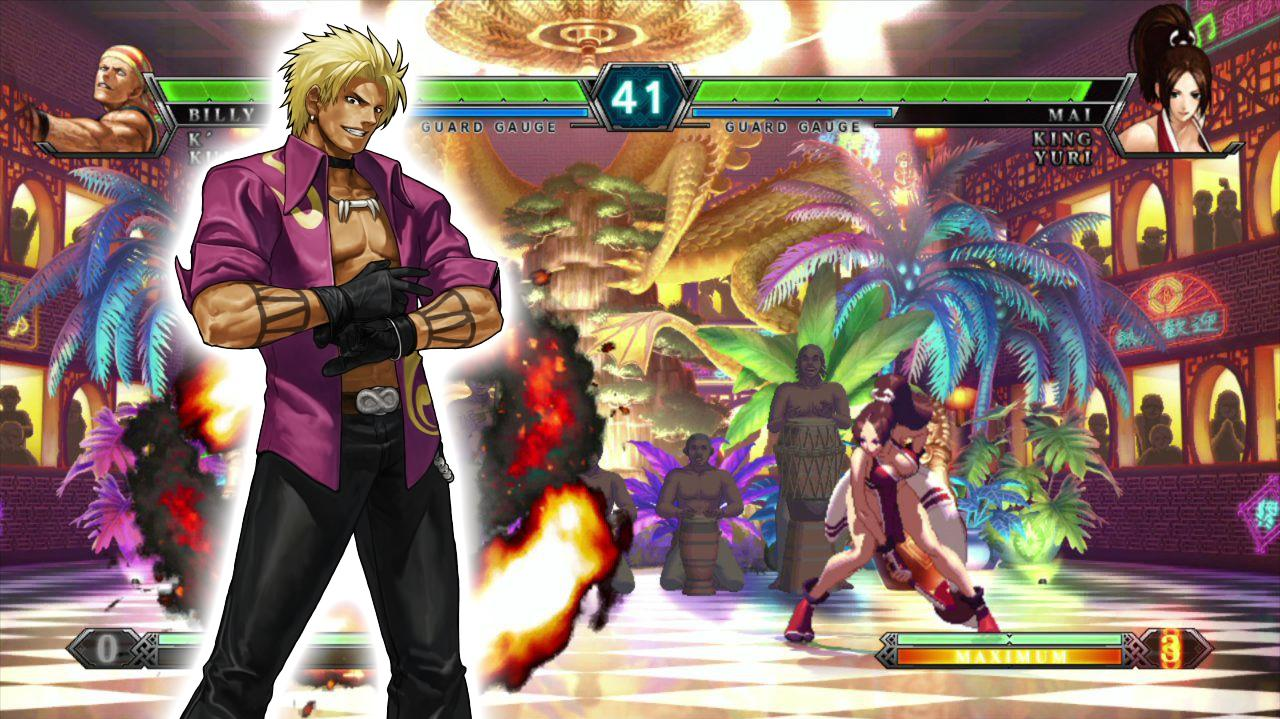 King of Fighters XIII Set 9 Cafe ID Mad KOF VS Cafe ID Verna - EVO 2012 Top 8