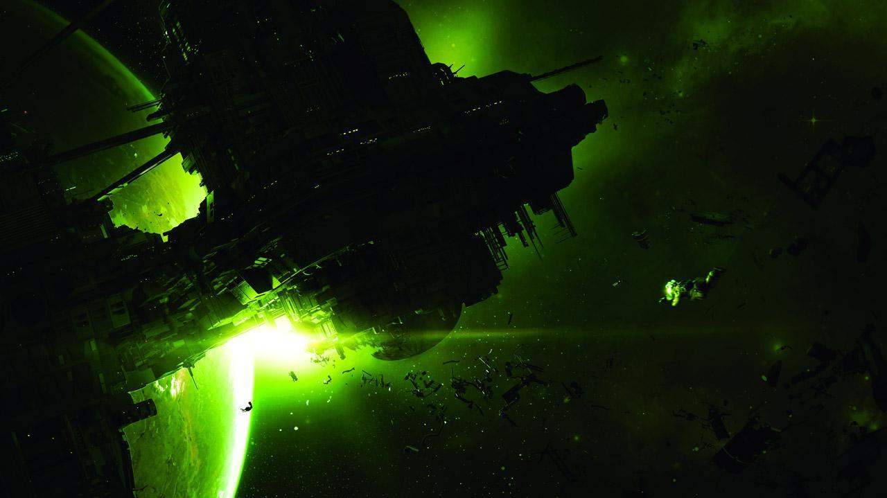 Alien Isolation - Announcement Trailer