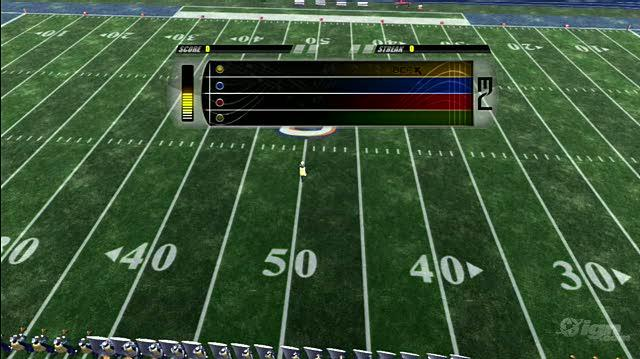 Black College Football The Xperience -- The Doug Williams Edition Xbox 360 Gameplay - Halftime