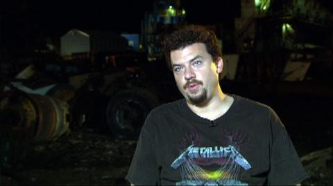 "30 Minutes or Less (2011) - Interview ""Danny McBride On Working With Nick Swardson"""