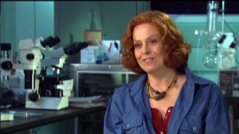 "Avatar (2009) - Interview Sigourney Weaver ""On what audiences can expect"""