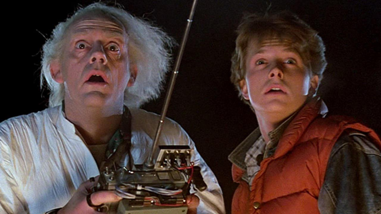 Back to the Future 25th Anniversary Trilogy Blu-ray Review