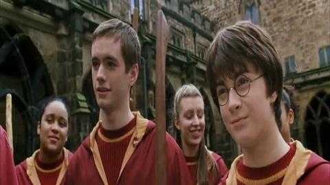 Harry Potter and the Chamber of Secrets - Ron's Spell Backfires