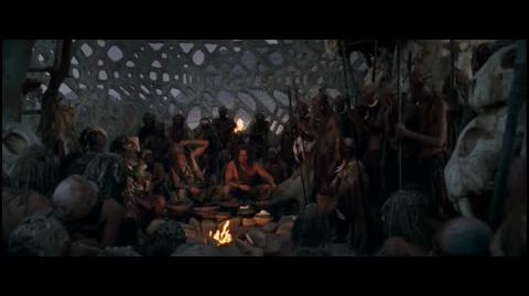 10,000 BC - African hospitality