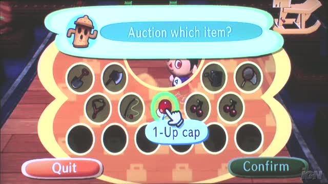 Animal Crossing City Folk Nintendo Wii Gameplay - E3 Footage Part 4 (Off Screen)