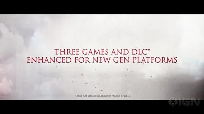 Assassin's Creed The Ezio Collection — Announcement Trailer