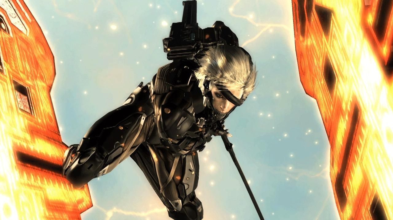 Metal Gear Rising Revengeance New Blood Trailer