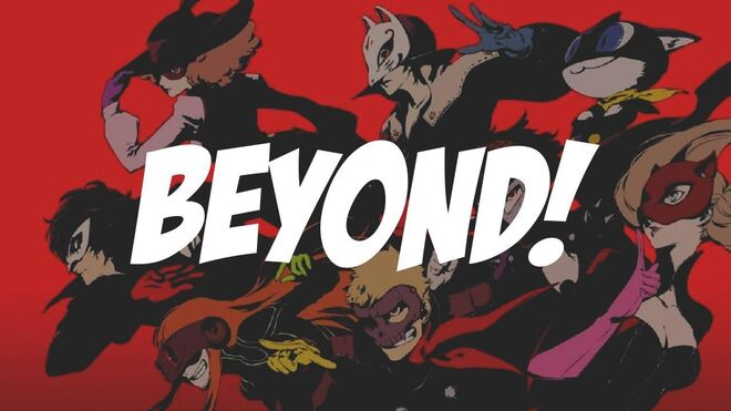 Beyond Episode 486 Persona 5 Raises The Bar for JRPGs