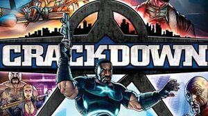 Crackdown Trailer - E3 2014