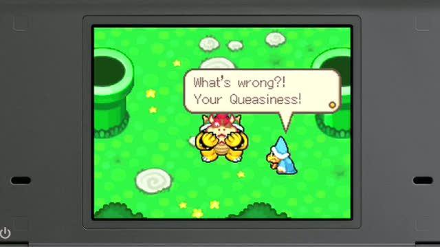 Mario & Luigi Bowser's Inside Story Nintendo DS Trailer - E3 2009 Nintendo Conference Trailer