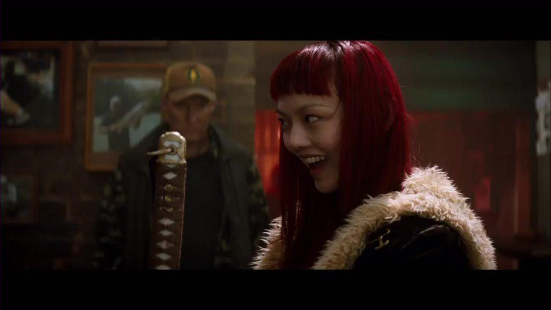 The Wolverine Blu-ray DVD Clip - Yukio