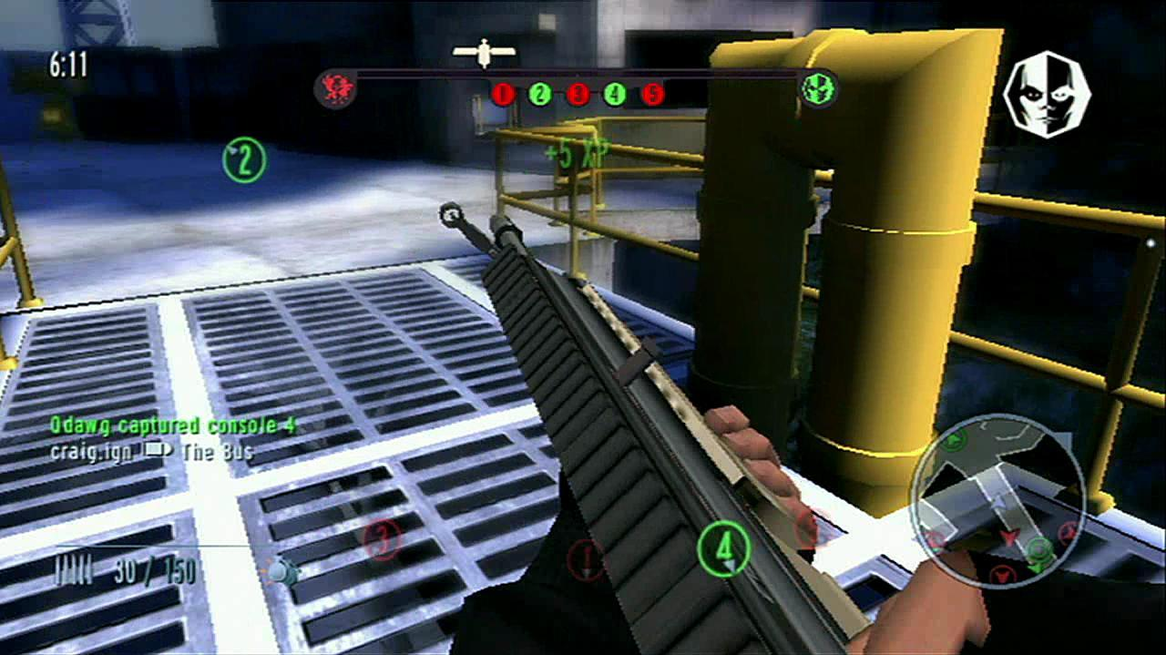 GoldenEye 007 GoldenEye Mode Gameplay