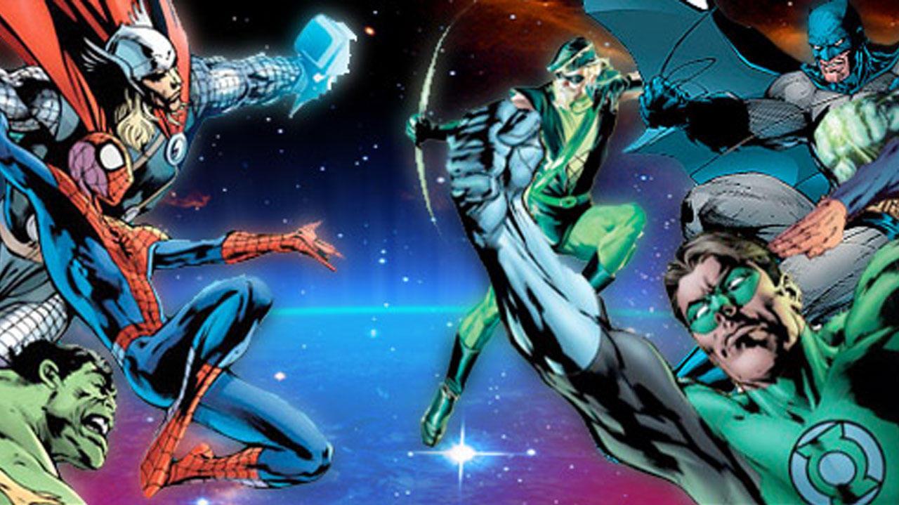 Marvel vs. DC Trailer