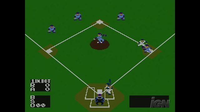 Baseball Nintendo Wii Clip - Pitching