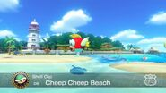 Mario Kart 8 - The Fastest Path Cheep Cheep Beach
