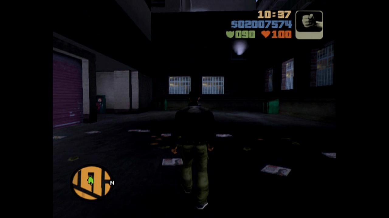 Grand Theft Auto III Easter Egg - Zombie Elvis