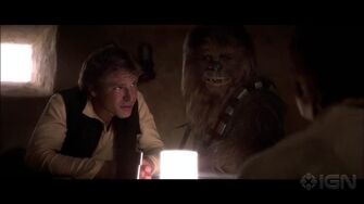 Angry Birds Star Wars Episode IV Han's Kessel Run Teaser