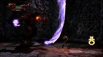 God of War 3 Remastered - Kratos vs Hades Boss Battle