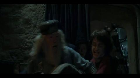 Harry Potter and the Goblet of Fire - Voldemort's back
