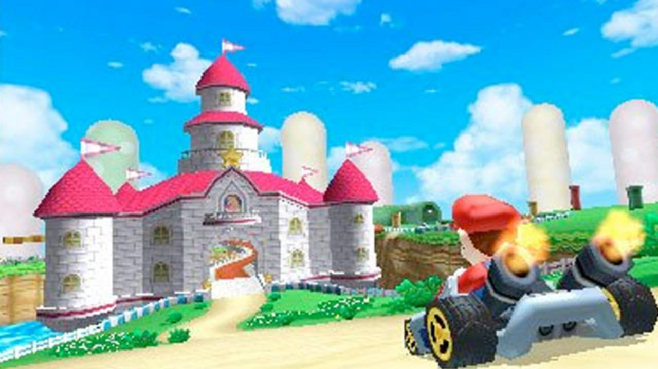 Mario Kart 3DS Official Trailer (E3 2011)