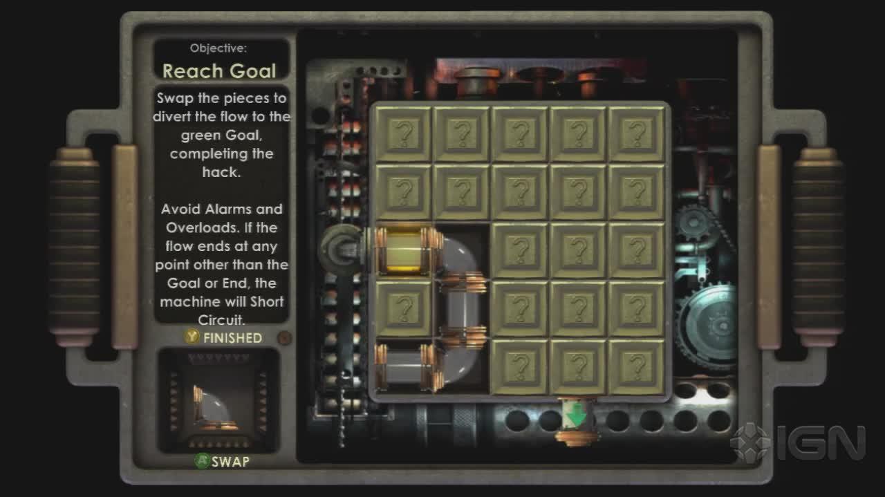 BioShock - Hacking a Machine - Gameplay