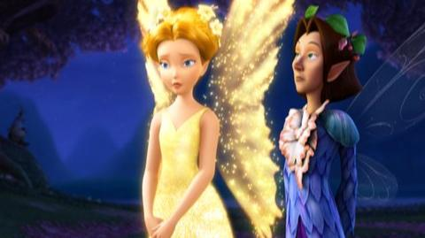 Tinker Bell (2008) - Clip Tink's inventions, pre