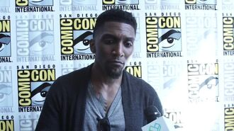 SDCC16 - The Originals Yusuf Gatewood Interview